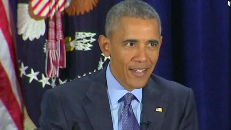 Obama explains war on prescription drugs and opioids