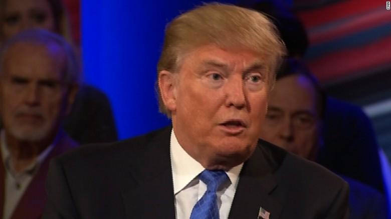 Trump renounces pledge to support GOP nominee