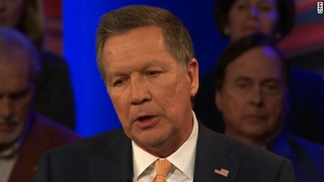 John Kasich undecided on if he'll support GOP nominee