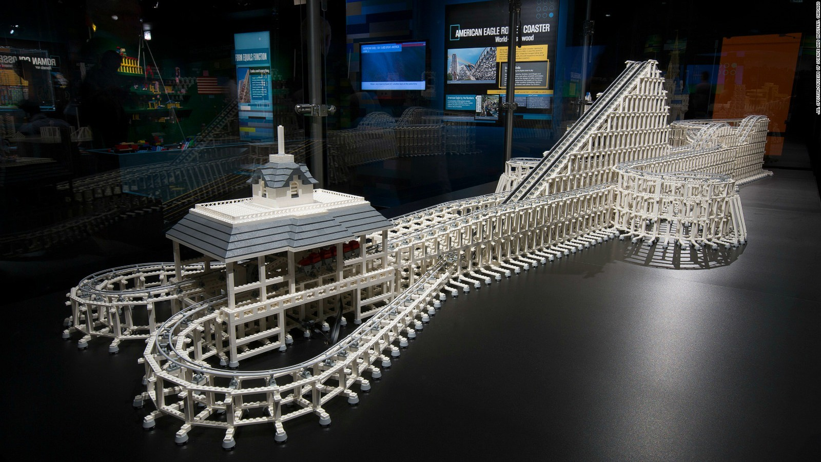 Architectural wonders of the world in Lego form - CNN.com