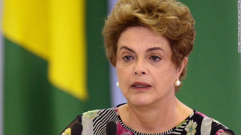 Is Brazil's President running out of options?