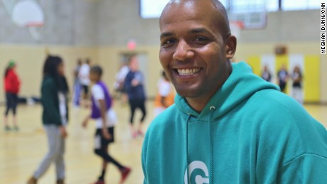 """Marquis Taylor: 'Being a coach gives (kids) a sense of pride and a sense of accomplishment to have younger kids look up to them."""""""
