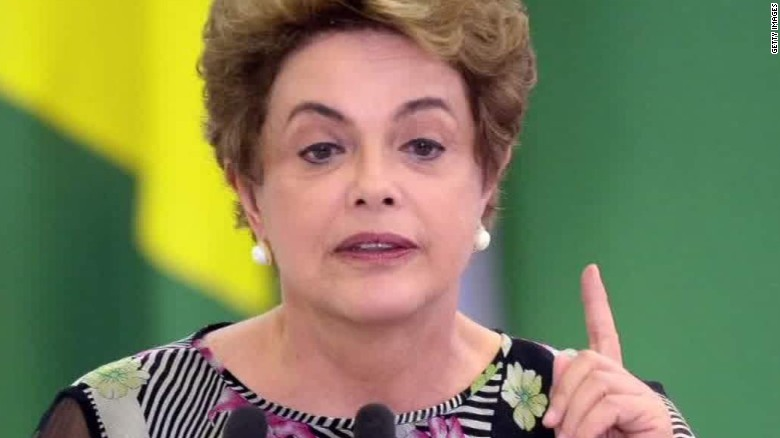 Image result for image of Dilma Rousseff
