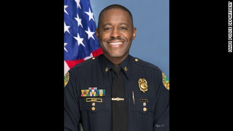 Major Delrish L. Moss of the Miami, Florida Police Department, has been named the new Police Chief for the Ferguson, Mo. Police Department.