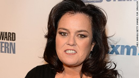 Caption:NEW YORK, NY - JANUARY 31: Rosie O'Donnell attends 'Howard Stern's Birthday Bash' presented by SiriusXM, produced by Howard Stern Productions at Hammerstein Ballroom on January 31, 2014 in New York City. (Photo by Theo Wargo/Getty Images for SiriusXM)