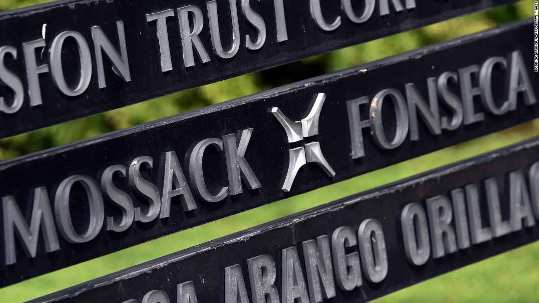 Men at the center of Panama Papers arrested