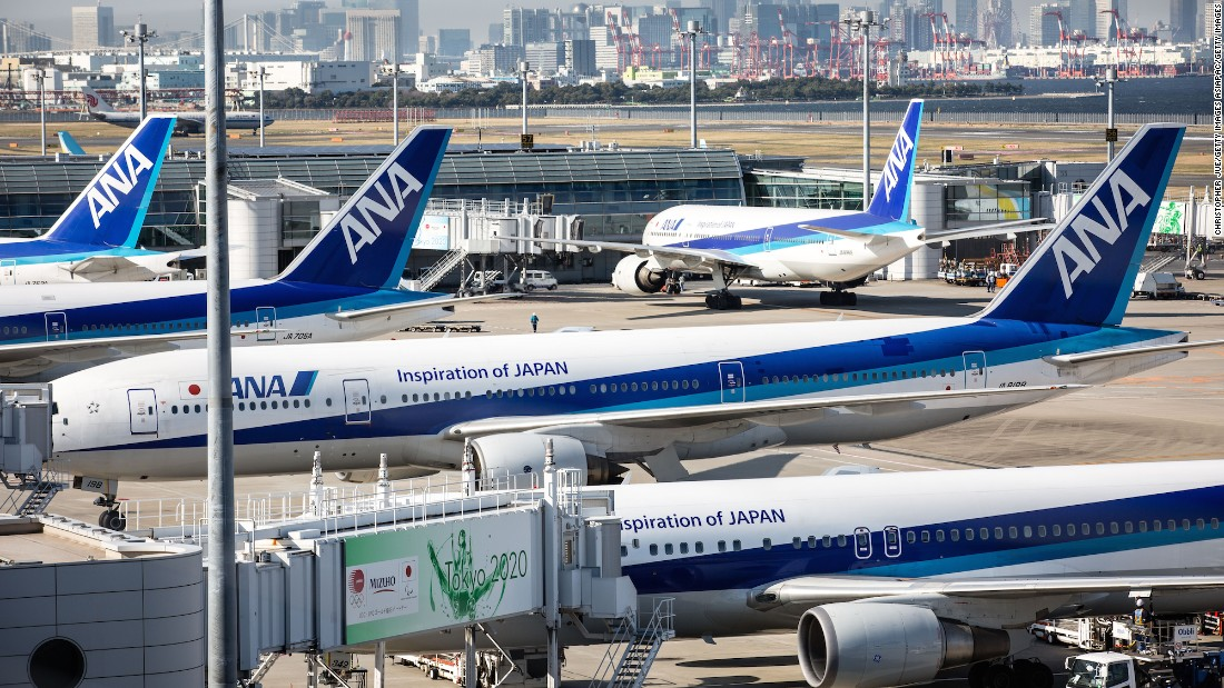 Some 75.6 million passengers passed through Tokyo Haneda in 2015, a rise of 3.8% over 2014.