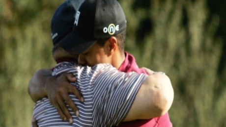 Tiger Woods opens up on becoming a father in 2008