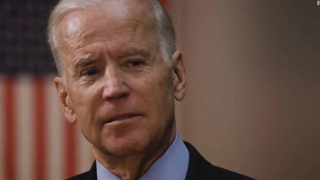 Biden: 'I would have been the best president'