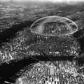 RESTRICTED - buckminster fuller manhattan dome
