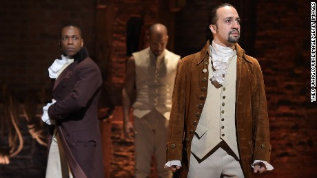What 'Hamilton' teaches us about standing up for your beliefs