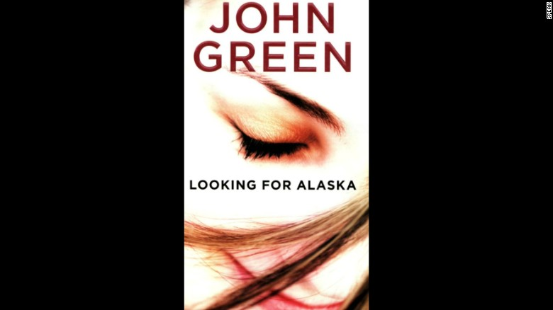 """John Green's """"Looking for Alaska"""" led the American Library Association's list of most challenged books of 2015. The 2005 novel, Green's debut, was singled out for offensive language, sexual explicitness and unsuitability for its age group of teens."""