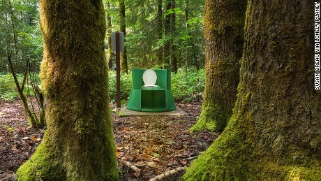 Eco toilet British Columbia 2