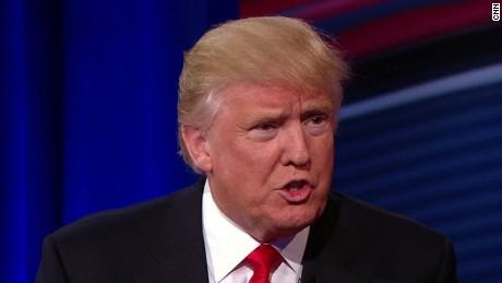 Trump, The Presumptive Nominee