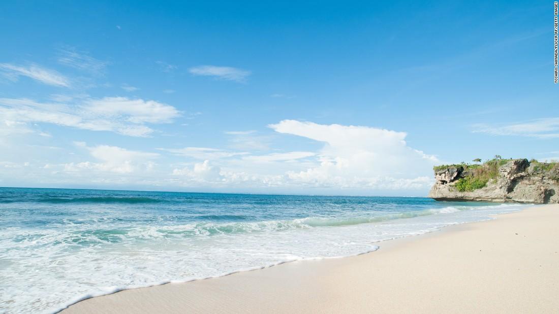 14 of Bali's best beaches