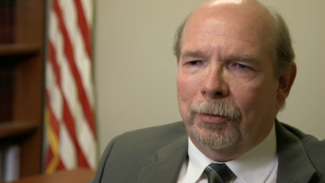 Prosecutor Richard Schmack reviewed the conviction and wants McCullough freed.