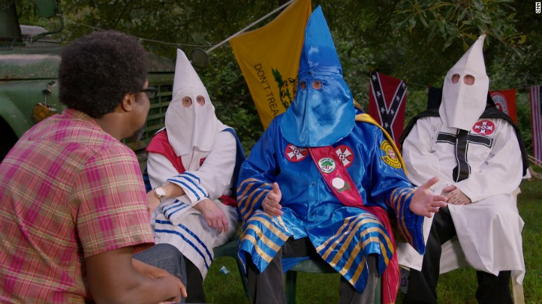 CNN United Shades of America with W. Kamau Bell Ep. 101 - The New KKK Production Unit Stills