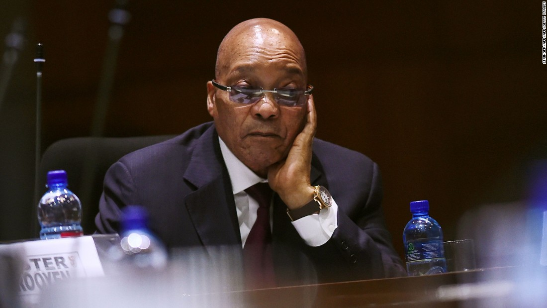 Battle for South Africa's future at ANC