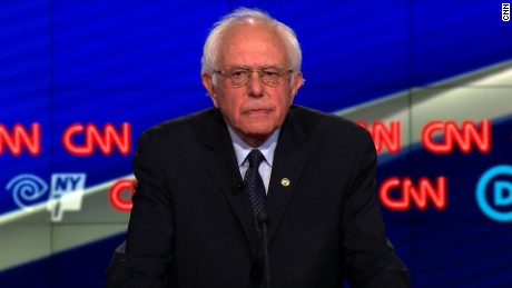 Bernie Sanders on Clinton: 'I do question her judgment'