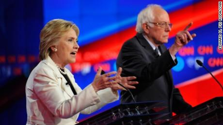 Brooklyn Democratic Debate at the Brooklyn Navy Yards.