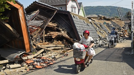 Japan sees 3 major Earthquakes in only 24 hours