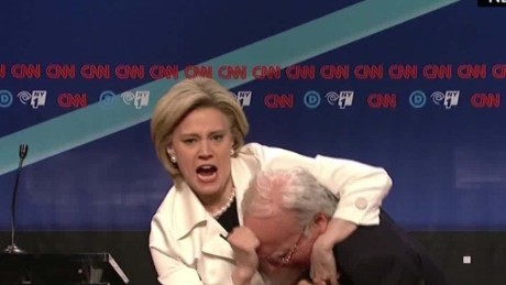 snl democratic debate fighting newday seg_00004414.jpg
