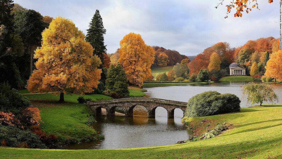 Beautiful English cities. Wiltshire