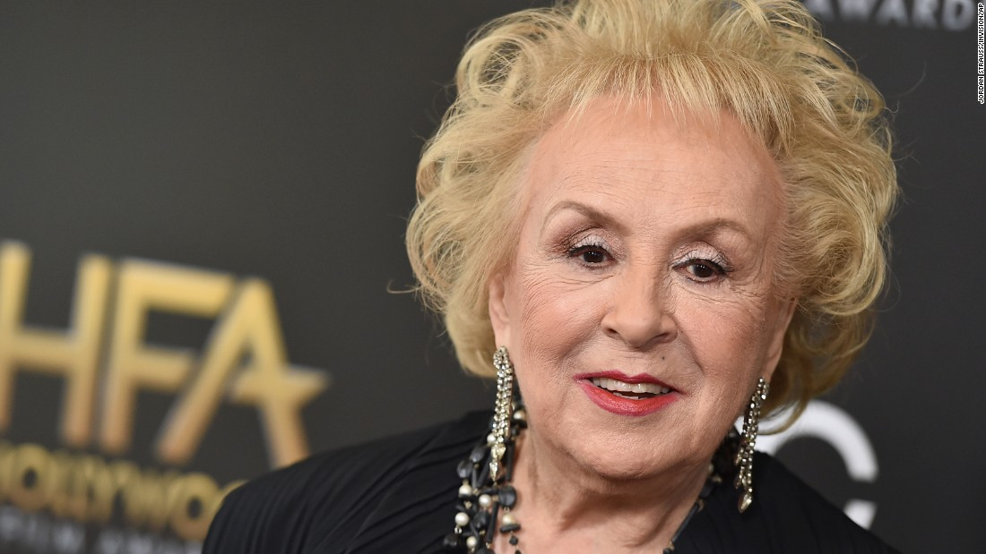 "Actress <a href=""http://www.cnn.com/2016/04/18/entertainment/doris-roberts-dies-obit/"" target=""_blank"">Doris Roberts</a>, best known for her role as Marie Barone on the sitcom ""Everybody Loves Raymond,"" died April 18. She was 90."