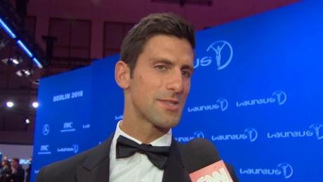 Djokovic proud of tennis' integrity