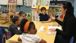 The art of teaching teachers how to teach reading