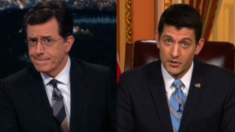Colbert Paul Ryan Presidential nomination newday_00001405