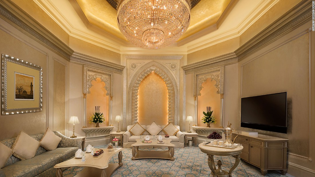 The Middle East 39 S Most Opulent Hotel Rooms