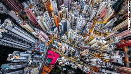 Incredible new views of an over-photographed city