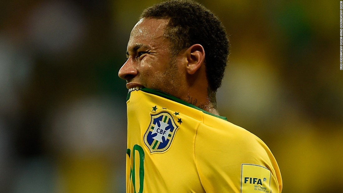 Two years ago the tears flowed as Brazil's World Cup adventure came to a shuddering halt. Now Neymar is hoping to bring a smile back to his homeland with success in the football tournament. He skipped the Copa America to play at his home Games and the Barcelona star will be the main man in Rio.