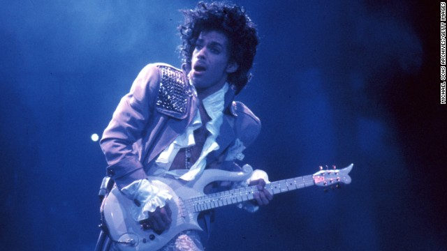 Music icon Prince dead at 57