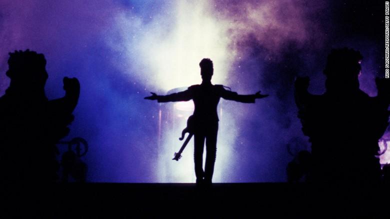 Timeline of Prince's last days