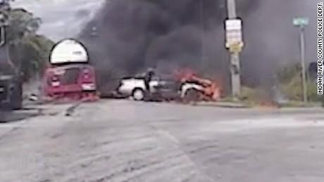 florida burning car rescue sandoval pkg_00012801