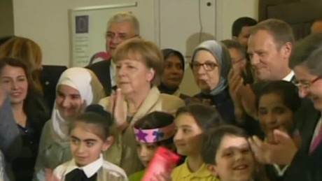 Angela Merkel turkey visit Paton Walsh LKLV_00001009