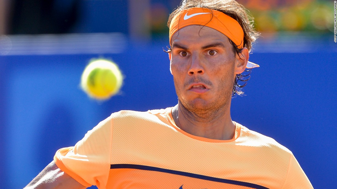 Barcelona Open: Rafael Nadal one match from equaling clay-court record