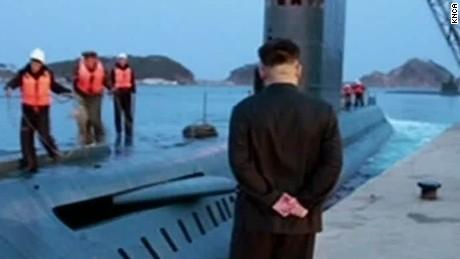 north korea missile launch sub confirmed hancocks nr_00003610