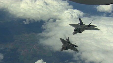us deploys fighter jets to romania pkg clarissa ward _00003114