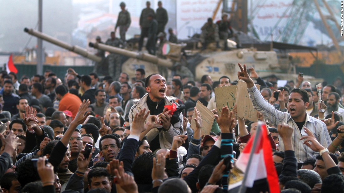 Egypt's long, bloody road from Arab Spring hope to chaos...
