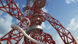 Take a ride on the world's tallest and longest tunnel slide