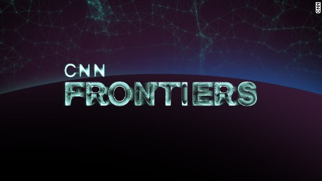 Frontiers logo for landing page