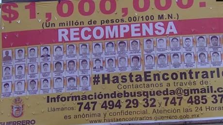 mexico missing students investigator romo pkg_00011026