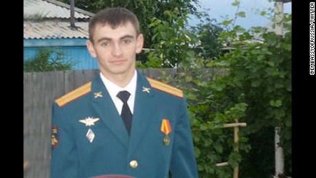 'Russian Rambo' is honored...