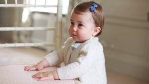 The Duke and Duchess of Cambridge released four new photographs of Princess Charlotte. They were taken by The Duchess in April at their home in Norfolk.  According to to Kensington Palace: The Duke and Duchess are very happy to be able to share these important family moments and hope that everyone enjoys these lovely photos as much as they do.