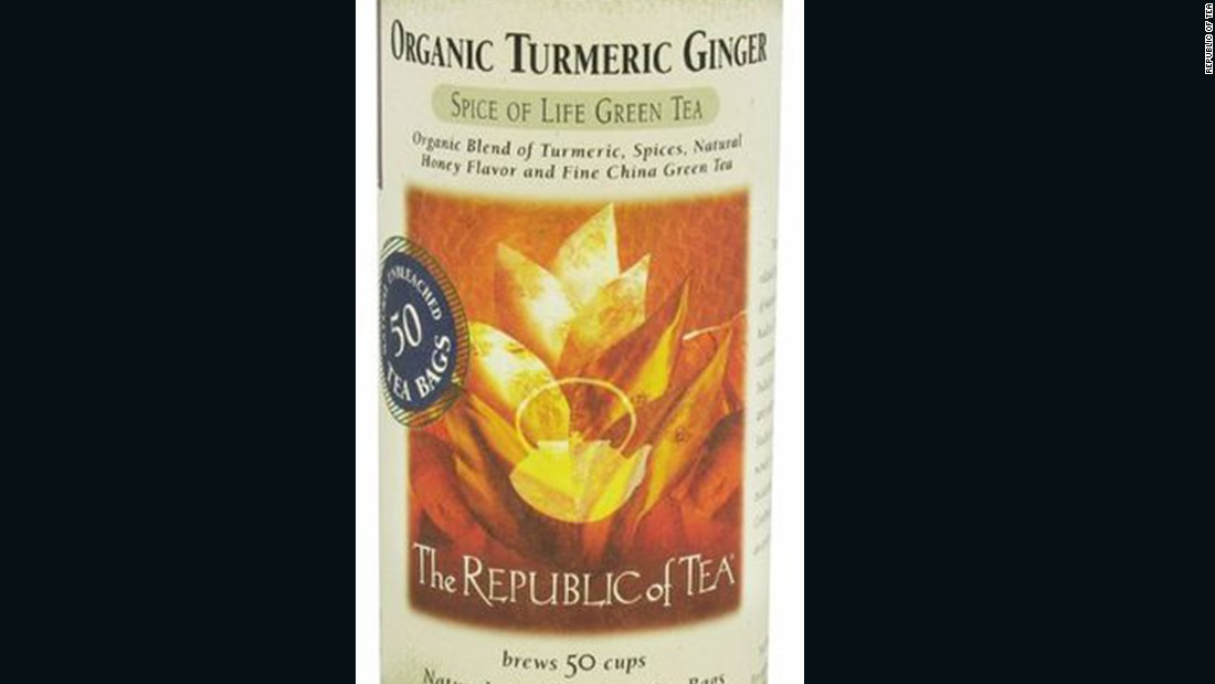 "The <a href=""http://www.cnn.com/2016/05/02/health/republic-of-tea-recall-organic-turmeric-ginger-green-tea/index.html"">Republic of Tea is voluntarily recalling its organic turmeric ginger green tea</a> due to the possibility of salmonella contamination in one lot of the product. Here are some other food recalls since April 2015:"