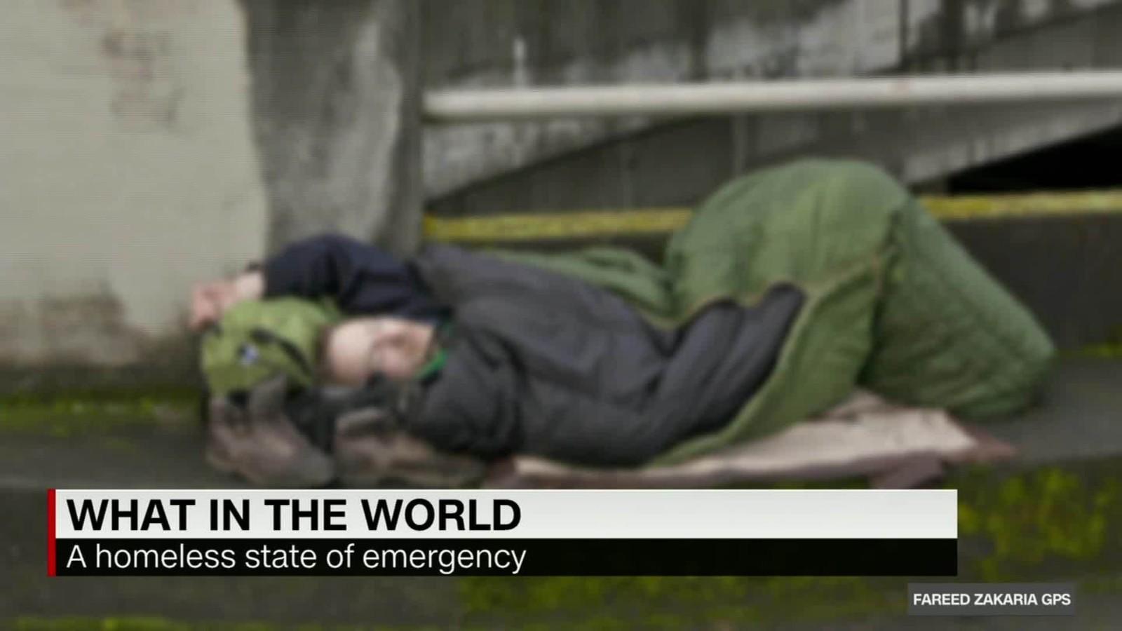 Homelessness Solutions - Magazine cover