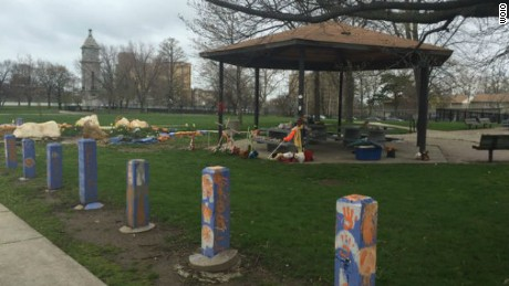The gazebo where Tamir Rice was killed will be torn down